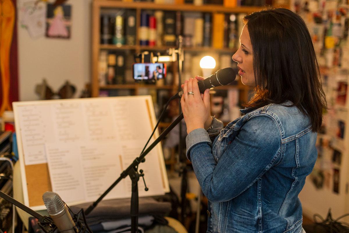 Kashja Video Recording