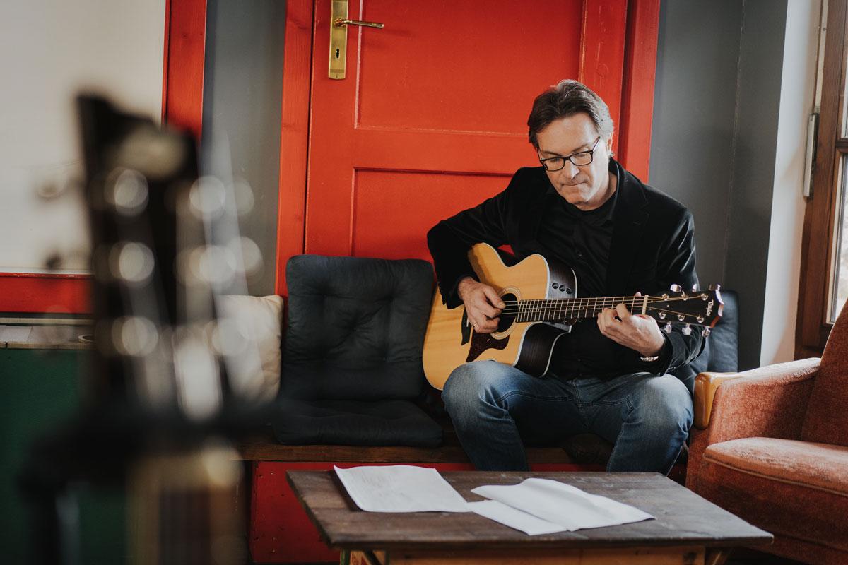 Ralph Gitarre Acoustic